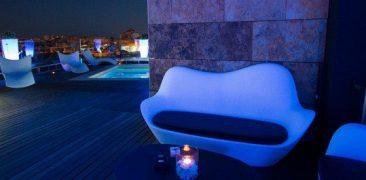 hotel ribera de triana terraza