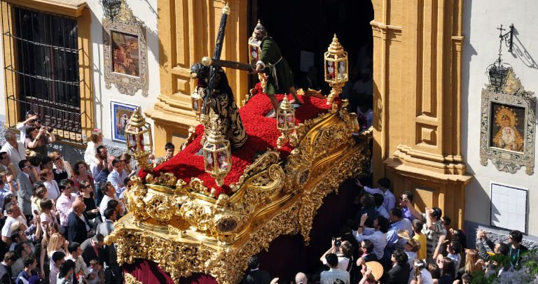 Spring in Seville, first stop: Holy Week!